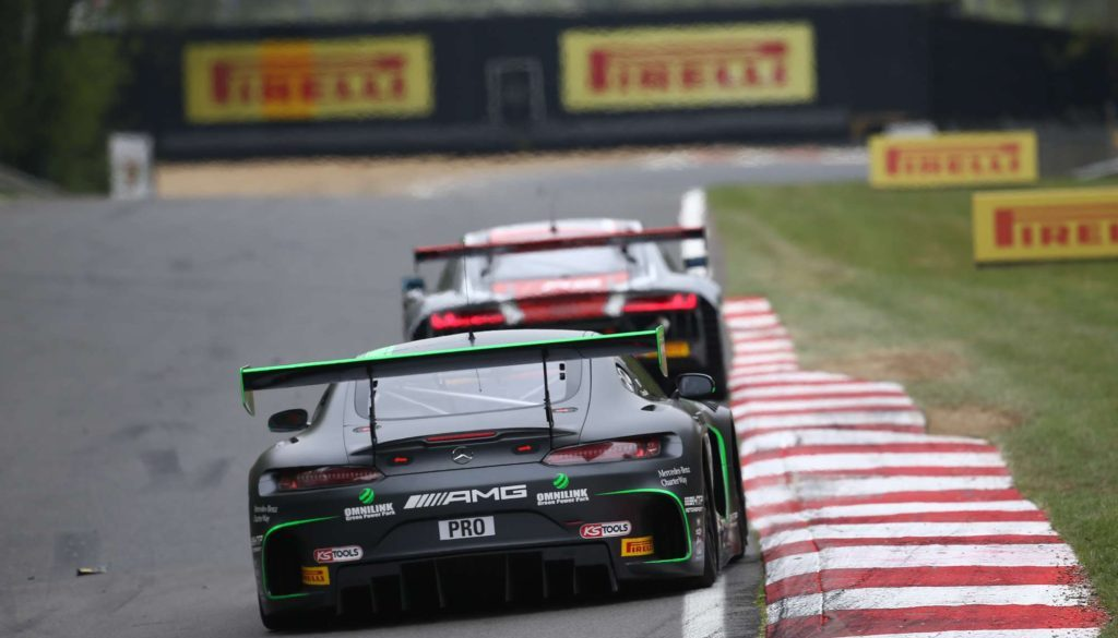 Jimmy Eriksson moves on from challenging Brands Hatch weekend