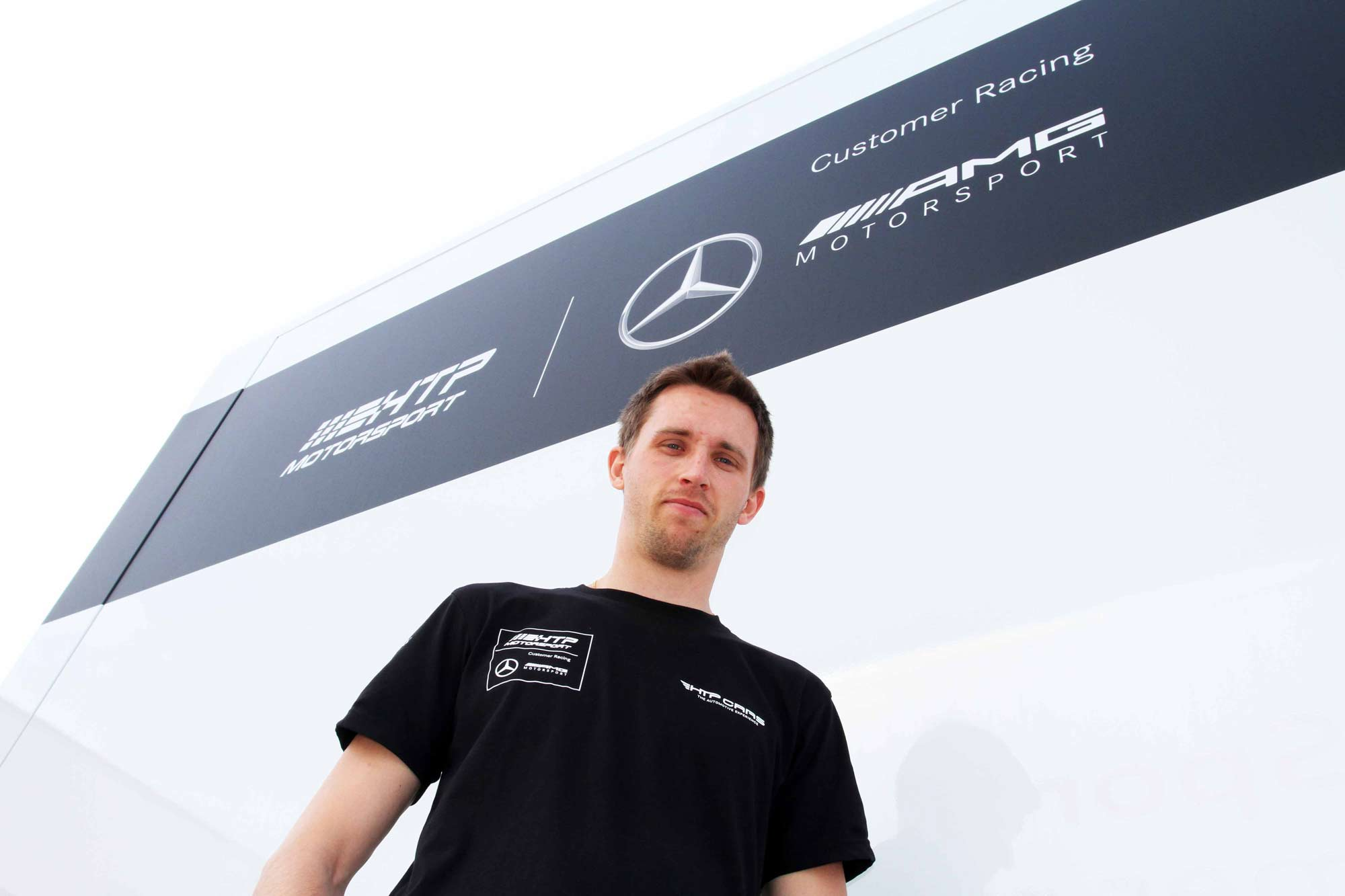 Jimmy Eriksson makes Blancpain GT Series move