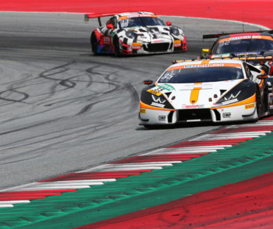 Difficult weekend for Eriksson/Judek in Austria