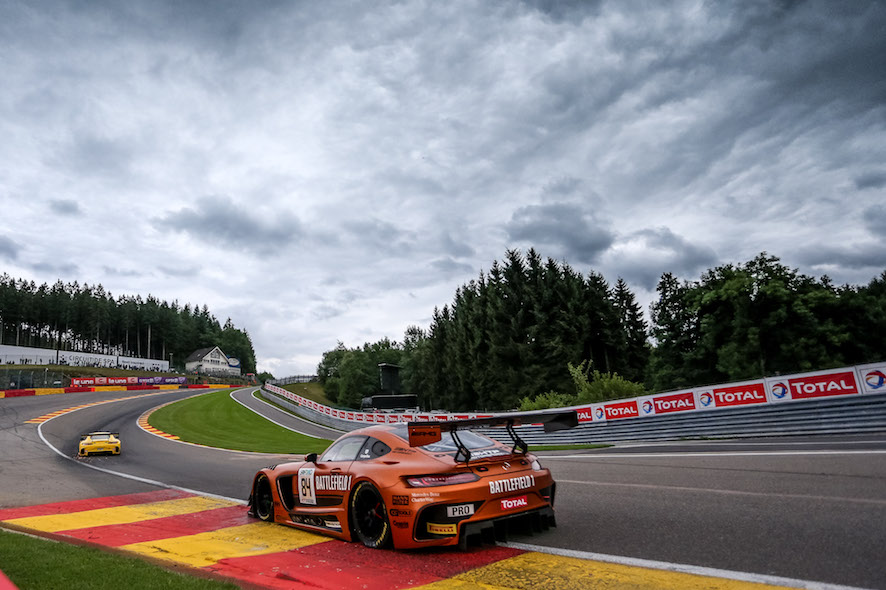 Total 24 hours of Spa 2017 - Foto: Gruppe C Photography