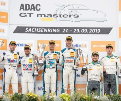 ADAC GT Masters, 13. + 14. Lauf Sachsenring 2019 - Foto: Gruppe C Photography